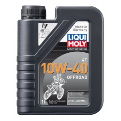 Liqui Moly Motorbike 4T Synth 10W-40 Offroad Race
