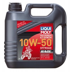 Liqui Moly 4T Synth 10W-50 Offroad Race 4l Kanister