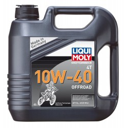 Liqui Moly Motorbike 4T 10W-40 Offroad 4l Kanister